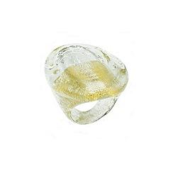 Murano 1291 - Maestro Murano glass size l ring
