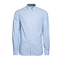 Jack & Jones - Cashmere blue 'David'Oxford shirt