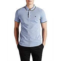 Jack & Jones - Blue 'Paulos' polo shirt