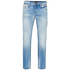 Jack & Jones - Light wash relaxed fit denim jean