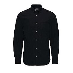 Jack & Jones - Black 'Gavin' long sleeve shirt