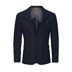 Jack & Jones - Navy 'Errol' blazer