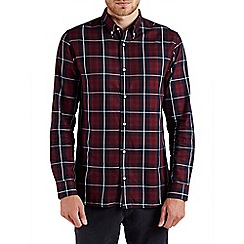 Jack & Jones - Red check 'San francisco' shirt