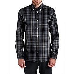 Jack & Jones - Navy check 'San francisco' shirt