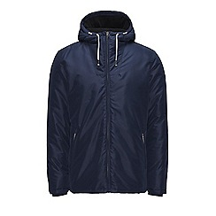 Jack & Jones - Navy 'Canyon' shower-proof jacket