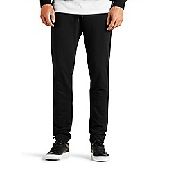 Jack & Jones - Black slim fit sweat pants