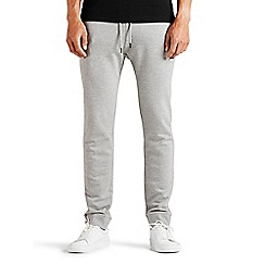 Jack & Jones - Grey slim fit sweat pants