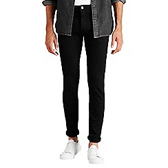 Jack & Jones - Black slim fit denim jean