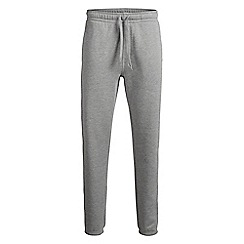 Jack & Jones - Light grey slim fit 'Chris' sweat pant