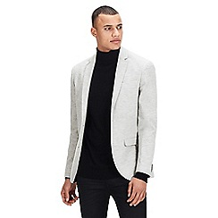 Jack & Jones - Grey 'Zander' blazer