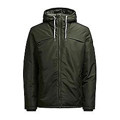 Jack & Jones - Green 'Calm canyon' puffer jacket