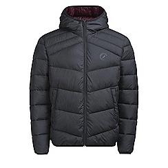 Jack & Jones - Dark grey 'Landing' puffer jacket