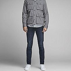 Jack & Jones - Black slim 'Glenn' jeans