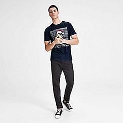 Jack & Jones - Navy 'Knock' t-shirt