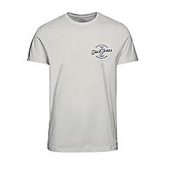 Jack & Jones - Ivory 'Raf' t-shirt