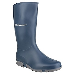 Dunlop - Blue 'Sport Welly' boot