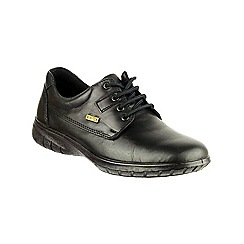 Cotswold - Black 'Ruscombe' waterproof shoes