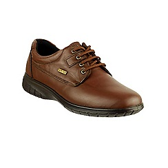 Cotswold - Brown 'Ruscombe' waterproof shoes