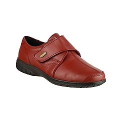 Cotswold - Red 'Cranham' shoes