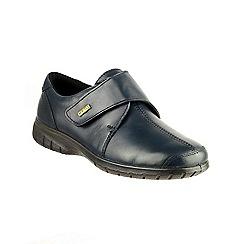 Cotswold - Navy 'Cranham' shoes