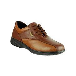 Cotswold - Brown 'Salford' waterproof shoes