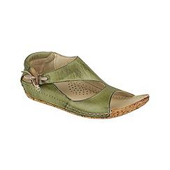 Riva - Green 'Cartier' shoes
