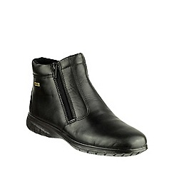 Cotswold - Black 'Deerhurst' waterproof boot