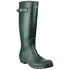 Cotswold - Green 'Sandringham' wellington boots