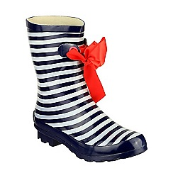 Cotswold - Stripe 'Gatcombe' wellington boots