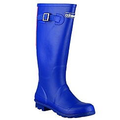 Cotswold - Blue 'Highgrove' wellington boots