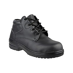 Amblers Safety - Black 'FS130C' safety boots