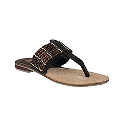 Riva - Brown 'Walker' sandals