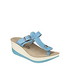 Fantasy - Blue 'Paxnos' sandals