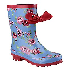 Cotswold - Flower 'Gatcombe' wellington boots