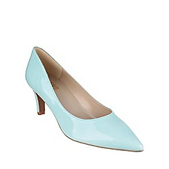 Riva - Green 'Candy II' patent leather heels