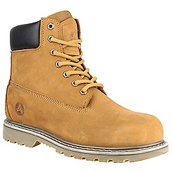 Amblers Safety - Tobacco 'FS169' womens safety boots