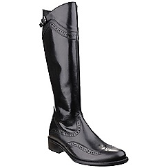 Riva - Black 'Catania' boots