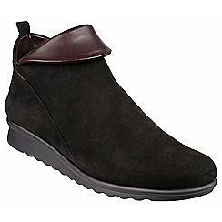 The Flexx - Black 'Pam damme' booties