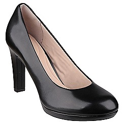 Rockport - Black 'Ally Plain Pump' heels