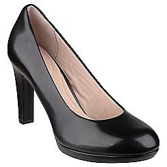 Rockport - Black 'Ally Plain Pump' heels
