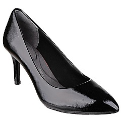 Rockport - Black 'Plain Pump' heels