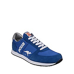 Kangaroos - Royal 'Combat' womens trainers