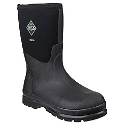 Muck Boot - Black 'Chore Classic Mid' wellington boot