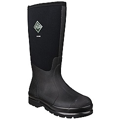 Muck Boot - Black 'Chore Classic Hi' wellington boot