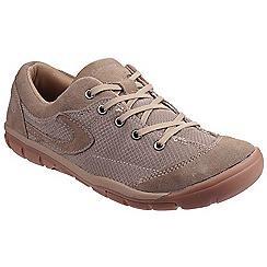 Cotswold - Tan 'Ardley' lace up shoes