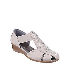 The Flexx - Corda 'Strass T Nubuck' sandals