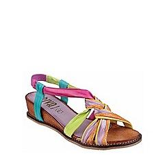 Riva - Multi 'Cinzia' wedged sandal