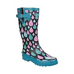 Cotswold - Raindrop 'Burghley' wellington boot