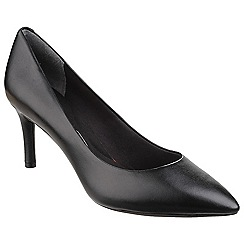Rockport - Black 'Total Motion' pointy toe pump