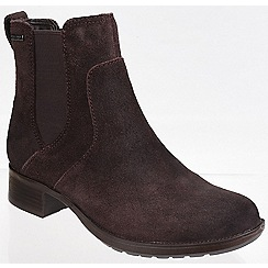 Rockport - Brown 'Copley Christine' waterproof ankle boot